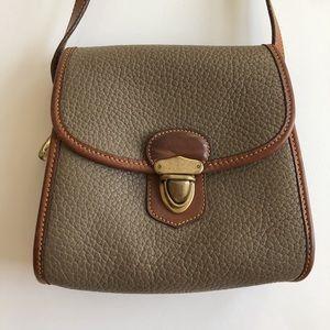 Dooney & Bourke Leather Crossbody Little Lock Bag